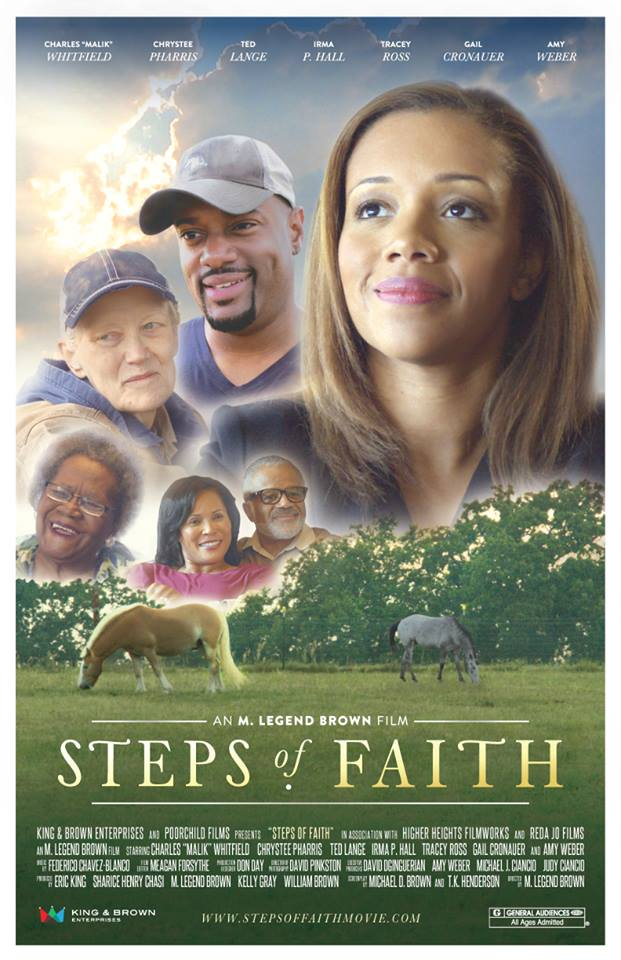 steps of faith poster